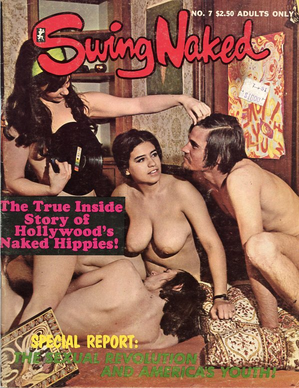 Swing Naked, No. 7, June-July 1969. The.