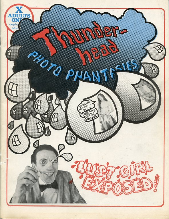 Thunderhead Photo Phantasies. Emil HOFFMANN, D. J. MAGNESON.