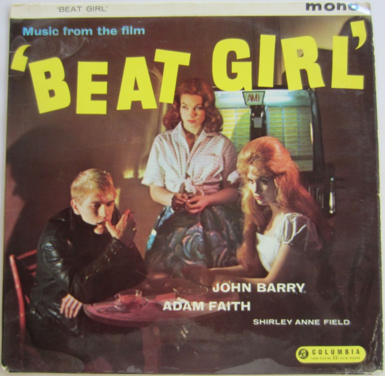 Beat Girl. John BARRY.