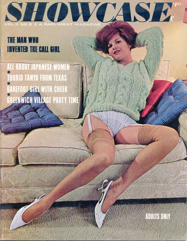 Showcase, Vol. 3, No. 2, 1964. The.