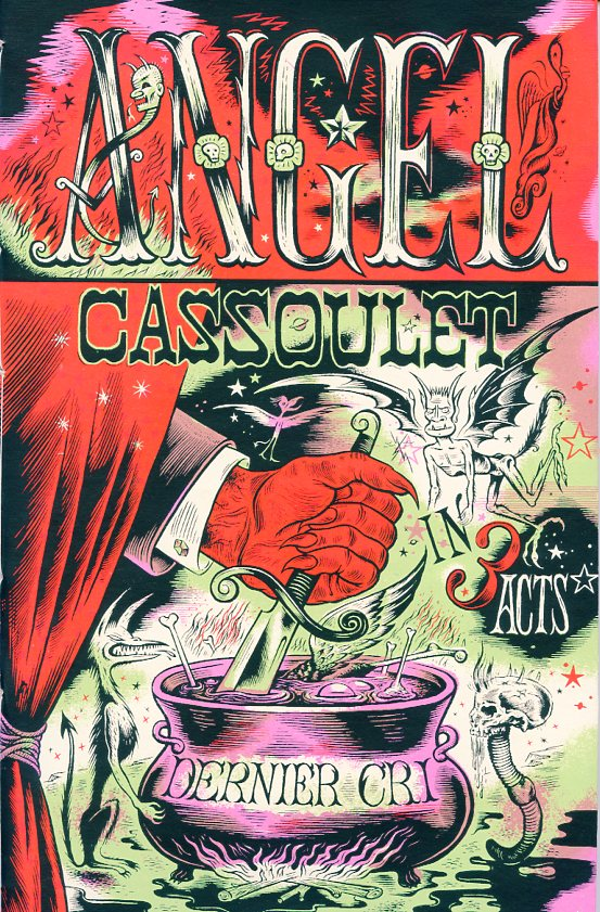Angel Cassoulet. Eric FERRIER.