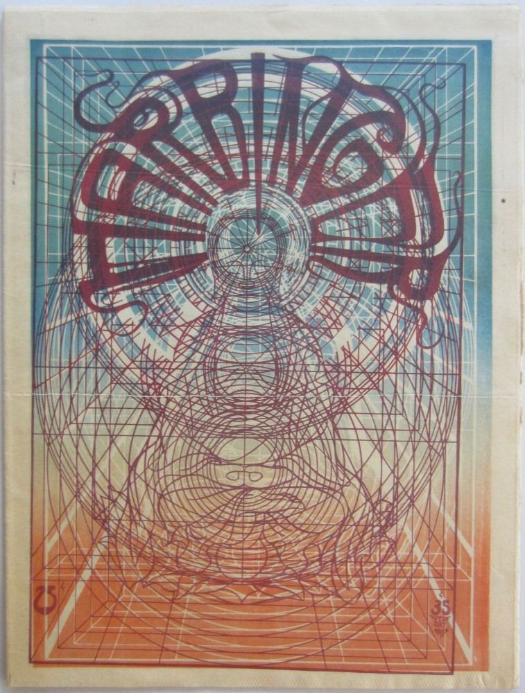 Harbinger, Vol. 1, No. 1, 1968 (all published). Timothy LEARY, Alan WATTS.