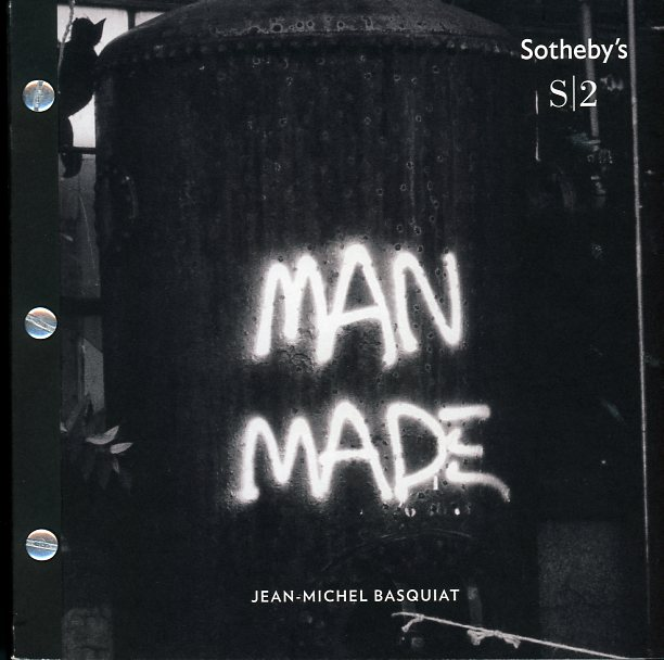 Man Made. Jean-Michel BASQUIAT.