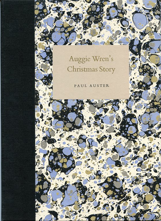 Auggie Wren's Christmas Story. Paul AUSTER.