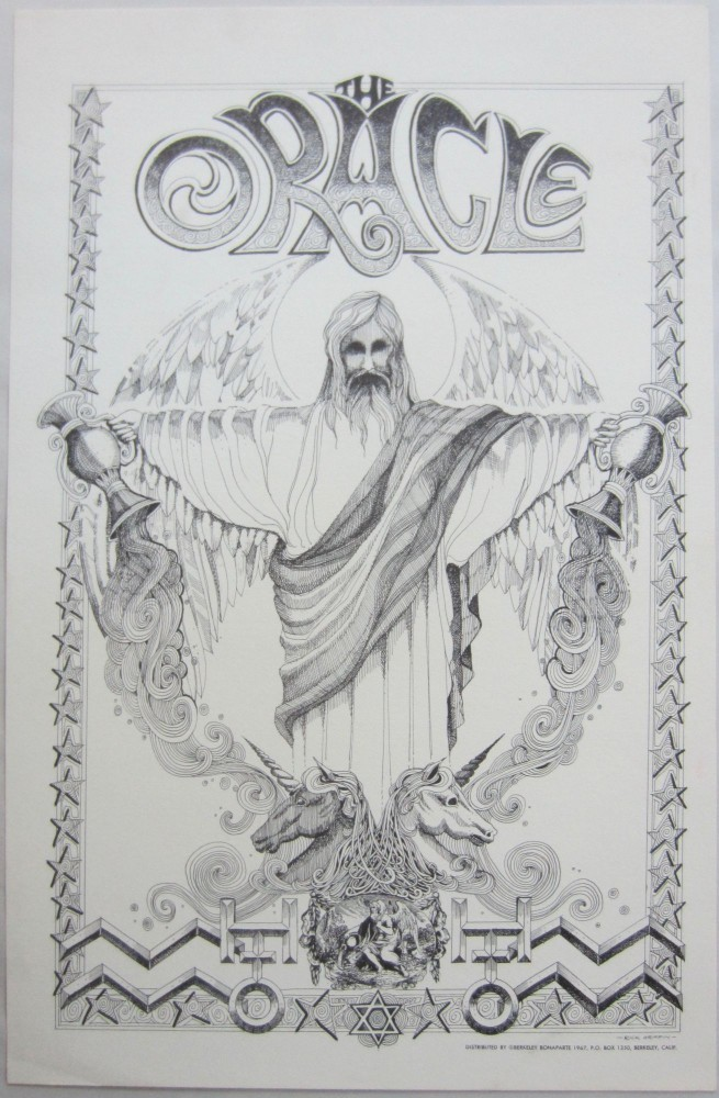 ''The Oracle.''. Rick GRIFFIN.