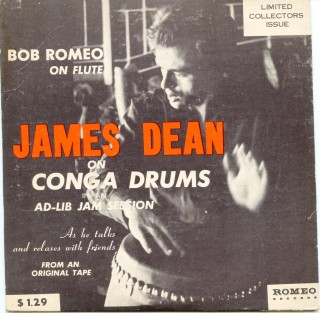 Jungle Rhythm / Dean's Lament: James Dean on Conga Drums in an Ad-Lib Jam Session. James DEAN.