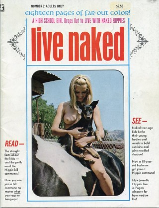 Live Naked. William P. MULLINS.