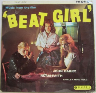 Beat Girl. John BARRY