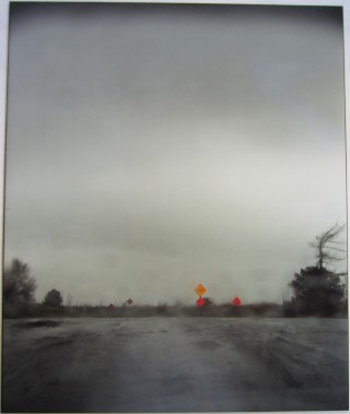 Original chromogenic print on aluminum Untitled #4155-A. Todd HIDO
