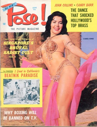 Pose!, June, 1960. The