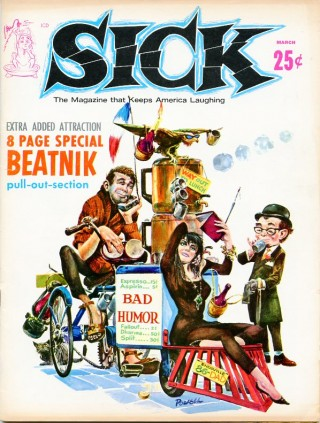 Sick, March 1962. Joe SIMON