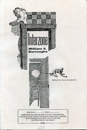 Interzone. William S. BURROUGHS