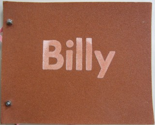 Billy. Ed RUSCHA, Billy Al BENGSTON, Edward